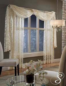 Scarf Valances For Living Room
