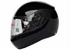 schuberth r2 motorcycle helmet glossy black test pilot