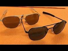 ao american optical original pilot sunglasses review timeless style best aviators youtube