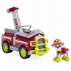 véhicule pat patrouille spin master paw patrol marshall s jungle truck