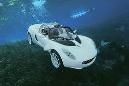 Rinspeed SQuba Submersible Lotus Elise Based Concept To
