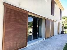 renovation volet bois pose de volet battant aluminium pvc des bois