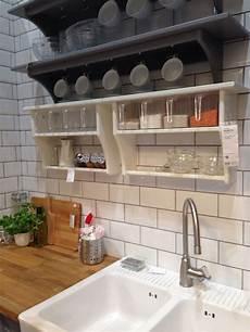 bodbyn ikea kitchen subway tiles shelf