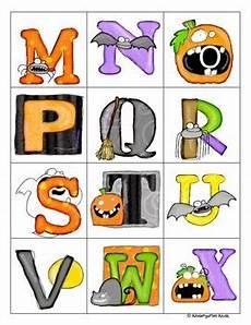 learning worksheets 19321 alphabet haunting by kindergarten kiosk tpt