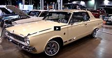 1965 dodge dart charger very rare muscle car hot cars