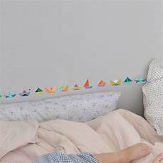 cette frise mural bateaux par mimi lou apportera une note