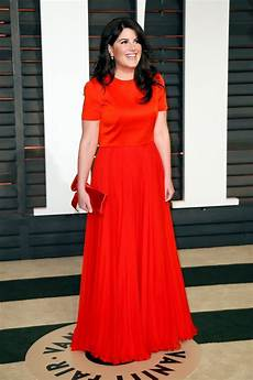 Monica Lewinsky Dress Monica Lewinsky Reveals How That Infamous Stain On Her