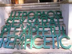 Buchstaben Zahlen Villaterra Vintage Industrie Design