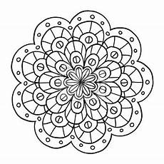 naklejka kolorowanka mandala na wymiar mandala malować