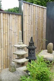 Sichtschutz Aus Bambus F 252 R Den Garten Sichtschutz Garten
