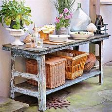 44 outdoor buffet table with storage 154 best images about potting bench ideas pinterest