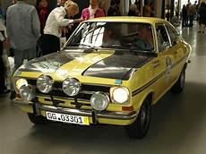 Opel Kadett Rallye Coupe Opel Oldtimer