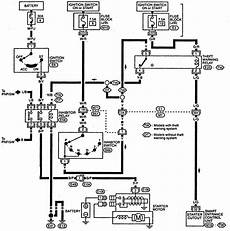 96 nissan maxima wiring diagram i a 96 nissan pathfinder a t the battery died and when i went to put a new one in it
