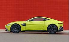 The All New Aston Martin Vantage Review 2018 Wallpaper