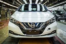 2018 Nissan Leaf Confirmed To 60 Kwh Battery