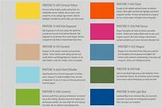 pantone farben 2016 pantone trendfarben 2017 neue farben fr 252 hjahr sommer 2017