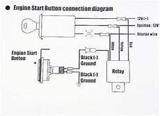 Universal Heavy Duty Push Button Engine Start Ignition