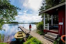 Finnland Ferienhaus Urlaub Mein Haus Am Wasser Visit