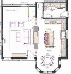 Kitchen Floor Plans For Small Kitchens by Large Kitchen Design Floor Plans Kitchen Floor Plans In
