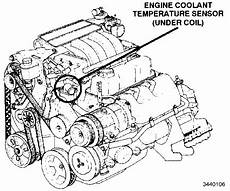 small engine repair training 2002 dodge dakota electronic toll collection replace engine coolant temperature sensor 2008 dodge caravan stant coolant temperature