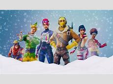 Fight All Fortnite Christmas Skins Wallpapers   Top Free