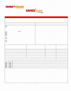 family dollar application form for financial assistant free download
