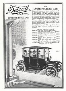 Detroit Electric Company by Detroit Electric Vehicles Carriage