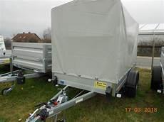 humbaur anhänger 1300 kg anh 228 nger mit plane kaufen anh 228 nger mit plane gebraucht