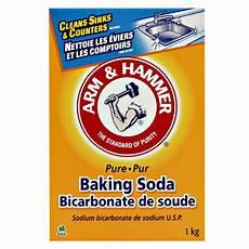 bicarbonate de soude rona