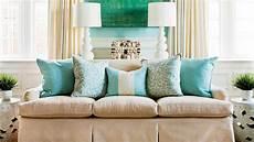Home Decor Ideas Sofa by How To Arrange Sofa Pillows Southern Living