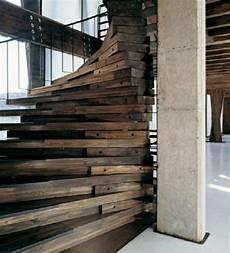 escalier bois design l escalier moderne en 110 photos magnifiques
