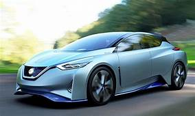 Nissan Unveils Self Driving Electric Car At The Tokyo