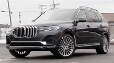 2019 bmw x7 review youtube