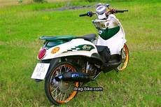 Fino Modifikasi Sederhana by 42 Foto Gambar Modifikasi Fino Thailook Style Simple