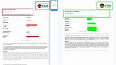 proof of payment fnb scammers targeting online stores in south africa