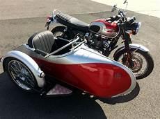 Moto Triumph Bonneville T120 Sidecar Occasion