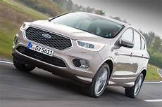 ford vignale kuga new ford kuga vignale 2016 review auto express