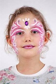kinderschminken prinzessin kinderschminken