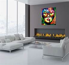 glasses pop canvas artwall and co