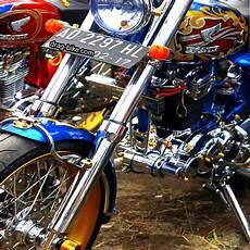 Warna Motor Keren by Gambar Modifikasi Motor Cb Glatik Modifikasi Yamah Nmax