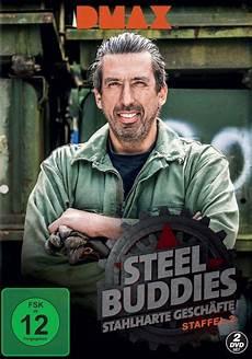 Steel Buddies Stahlharte Gesch 228 Fte Staffel 2 2 Discs