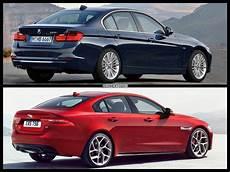 Jaguar Xe Comparison