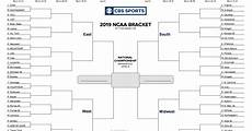 ncaa bracket 2019 march madness is here download your tournament bracket sheet pdf before