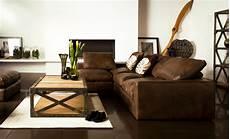 wohnzimmer wandgestaltung braun nat 252 rliche farbgestaltung in erdt 246 nen wohnzimmer in braun