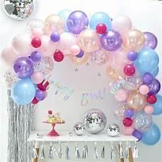 diy pastel balloon arch kit the boutique shop
