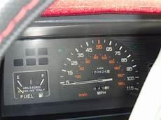 old car repair manuals 1987 mitsubishi truck instrument cluster 1987 mitsubishi mighty max