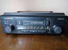 car radio traduction blaupunkt bristol 24 classic car radio cassette player