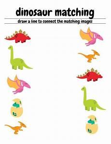 dinosaur matching worksheets 15344 free dinosaur preschool worksheets the b keeps us honest