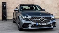 2019 Mercedes C 300 De Sedan In Diesel Hybrid