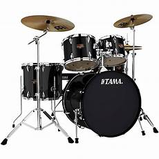 Tama Imperialstar 5 Drum Set With Cymbals Musician